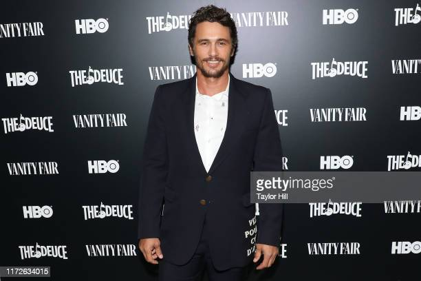 James Franco attends a special screening of the final season of The Deuce at Metrograph on September 05 2019 in New York City