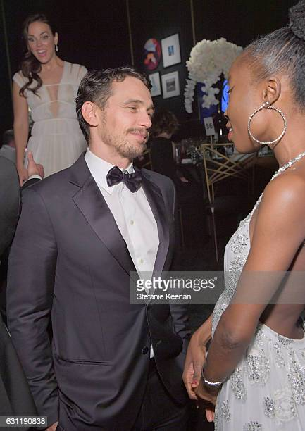 James Franco attends The Art of Elysium presents Stevie Wonder's HEAVEN Celebrating the 10th Anniversary at Red Studios on January 7 2017 in Los...