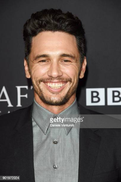 James Franco attends The BAFTA Los Angeles Tea Party at Four Seasons Hotel Los Angeles at Beverly Hills on January 6 2018 in Los Angeles California
