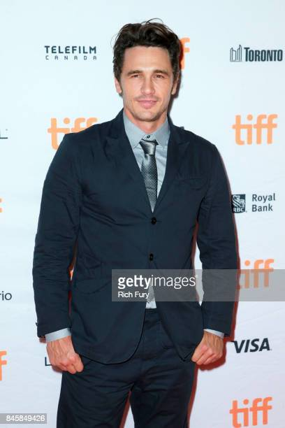 James Franco attends The Disaster Artist premiere during the 2017 Toronto International Film Festival at Ryerson Theatre on September 11 2017 in...