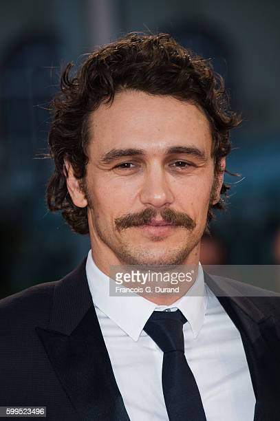 James Franco attends the In Dubious Battle Premiere during the 42nd Deauville American Film Festival on September 5 2016 in Deauville France