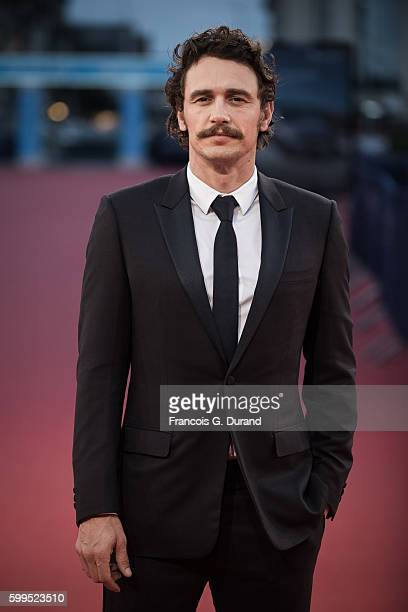 James Franco attends the 'In Dubious Battle' Premiere during the 42nd Deauville American Film Festival on September 5 2016 in Deauville France