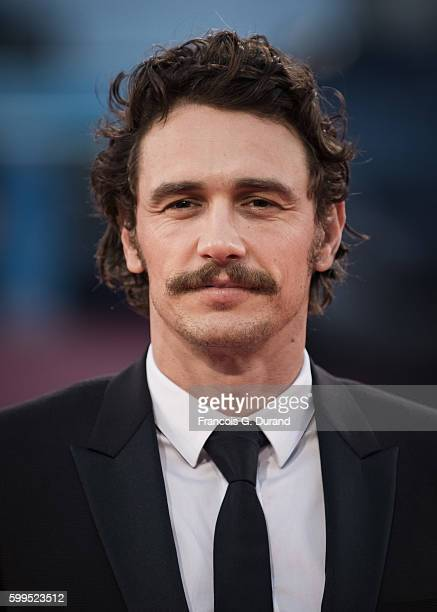 """James Franco attends the """"In Dubious Battle"""" Premiere during the 42nd Deauville American Film Festival on September 5, 2016 in Deauville, France."""