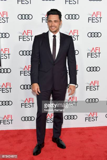 James Franco attends the screening of 'The Disaster Artist' at AFI FEST 2017 Presented By Audi at TCL Chinese Theatre on November 12 2017 in...