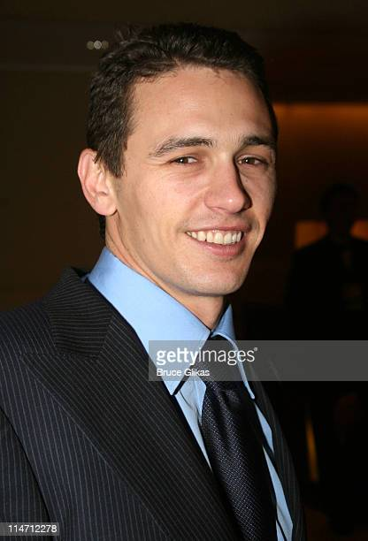 James Franco during Paramount Pictures Hosts 2007 Golden Globe Award AfterParty at Beverly Hilton Hotel in Beverly Hills California United States