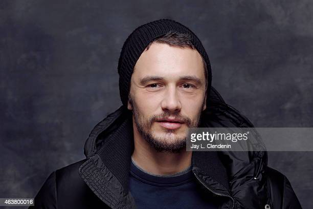 James Franco is photographed for Los Angeles Times on January 24 2015 in Park City Utah PUBLISHED IMAGE CREDIT MUST READ Jay L Clendenin/Los Angeles...