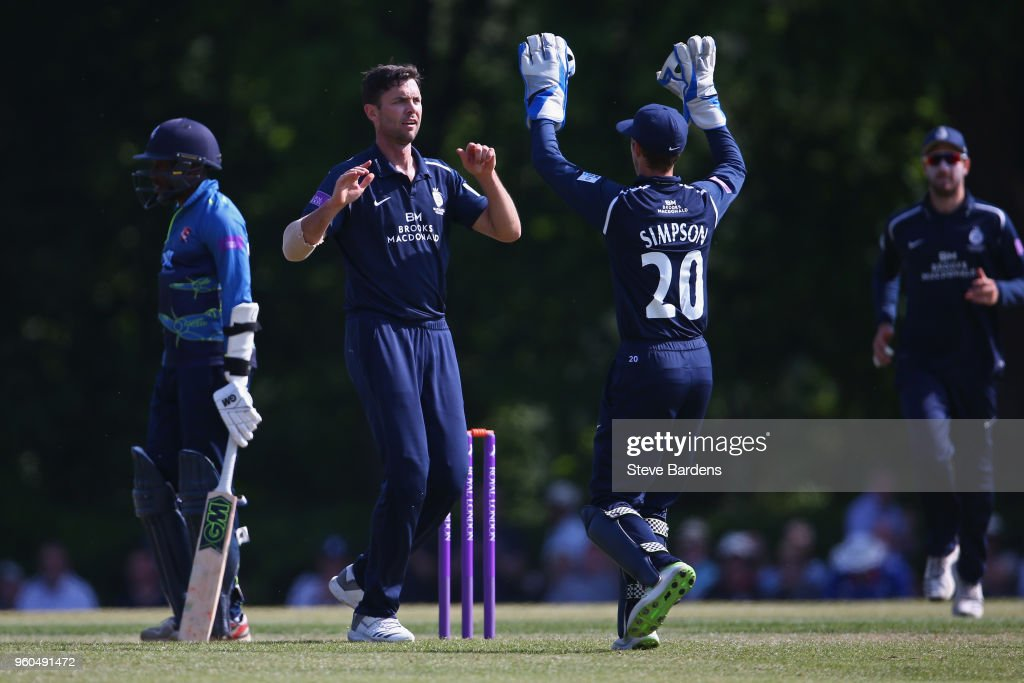 Middlesex v Kent - Royal London One-Day Cup : News Photo