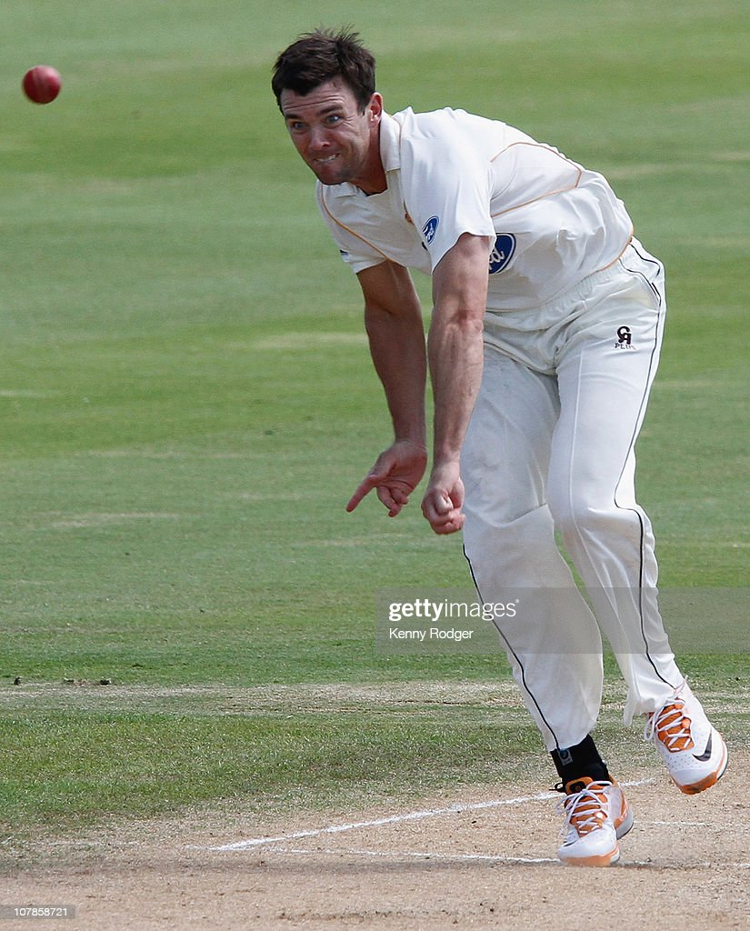 New zealand invitation xi vs pakistan day 3 photos and images james franklin of the new zealand invitation xi bowls during day three of a tour match stopboris Image collections