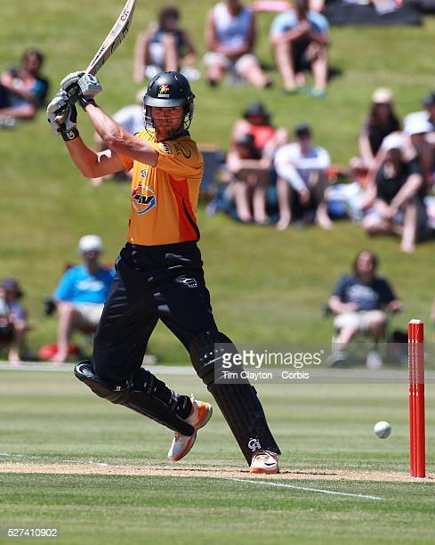 James Franklin Wellington in action during the Otago Voltz V Wellington Firebirds HRV Cup match at the Queenstown Events Centre Queenstown New...