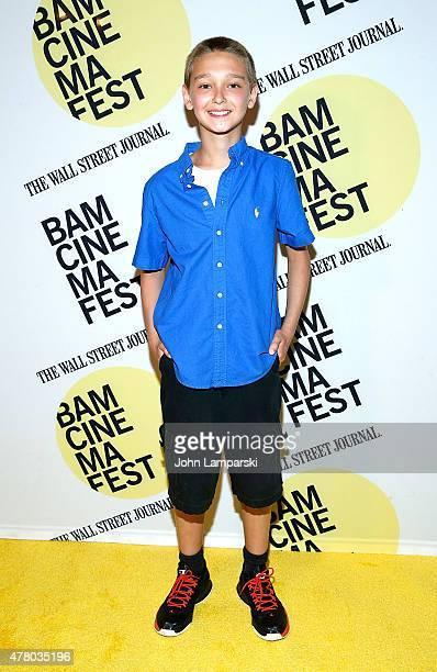 James FreedsonJackson attends BAMcinemaFest 2015 Cop Car premiere at BAM Peter Jay Sharp Building on June 21 2015 in New York City