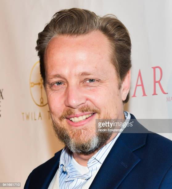 James Ganiere attends Regard Magazine Spring 2018 Cover Unveiling Party presented by Sony Studios featuring the cast of 'The Oath' on Crackle at...