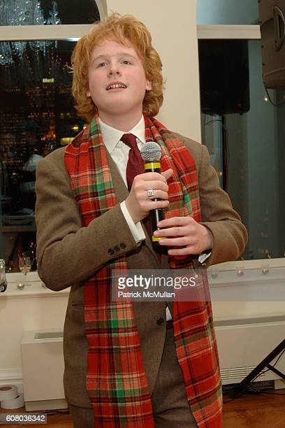 James Garfunkel attends DONALD TRUMP and AVENUE Magazine host a Holiday Party to Celebrate their December issue with Cohosts Kathy Sloane and Kristen...