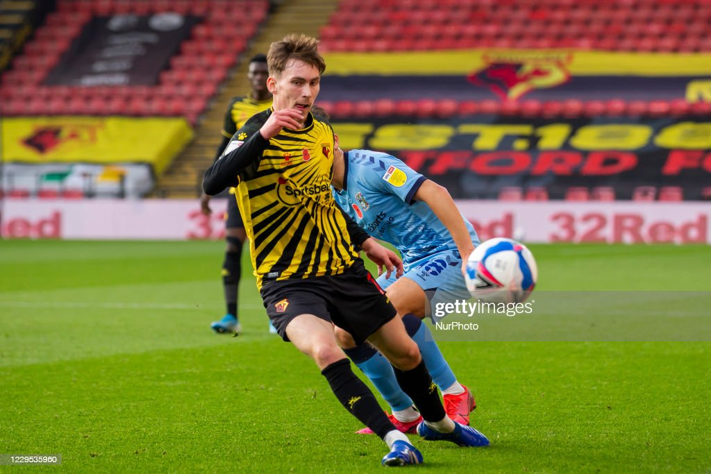 Watford v Coventry City - Sky Bet Championship : News Photo