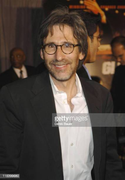 """James Gartner, director during Walt Disney Pictures and Jerry Bruckheimer Films' Premiere """"Glory Road"""" at Pantages Theatre in Hollywood, California,..."""
