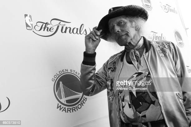 James Goldstein arrives before Game Two of the 2017 NBA Finals on June 4 2017 at ORACLE Arena in Oakland California NOTE TO USER User expressly...