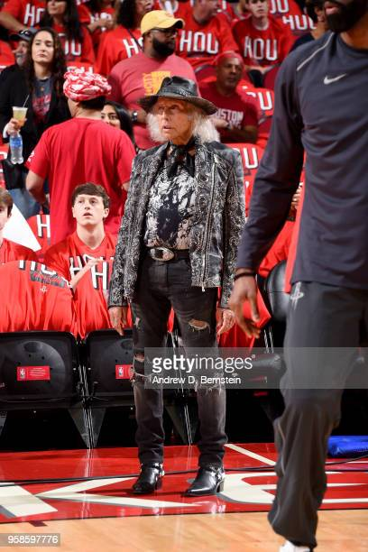 James Goldstein attends Game One of the Western Conference Finals of the 2018 NBA Playoffs between the Golden State Warriors and Houston Rockets on...