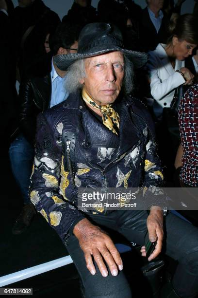 James Goldstein attends the Elie Saab show as part of the Paris Fashion Week Womenswear Fall/Winter 2017/2018 on March 4 2017 in Paris France