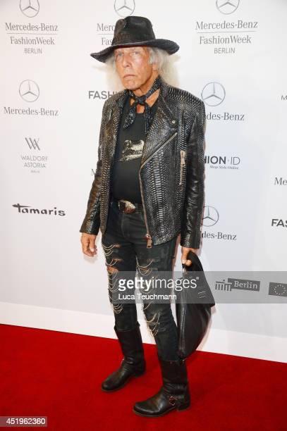 James Goldstein attends the Laurel show during the MercedesBenz Fashion Week Spring/Summer 2015 at Erika Hess Eisstadion on July 10 2014 in Berlin...