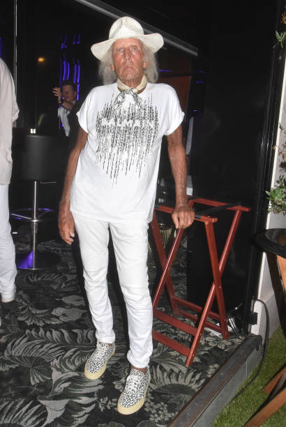 FRA: VIP Room Party In Saint-Tropez