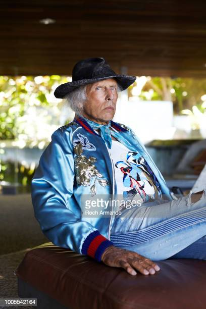James Goldstein is photographed for Self Assignment on March 2017 in Los Angeles California