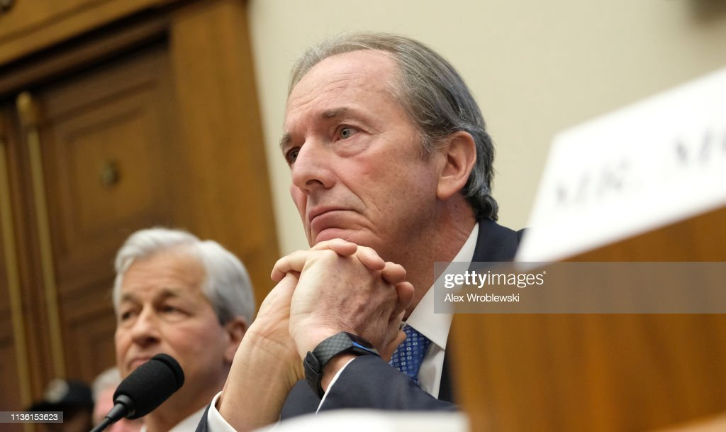 House Financial Services Committee Holds Hearing On Keeping Megabanks Accountable : News Photo
