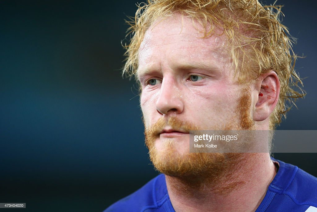 NRL Rd 10 - Bulldogs v Roosters : News Photo