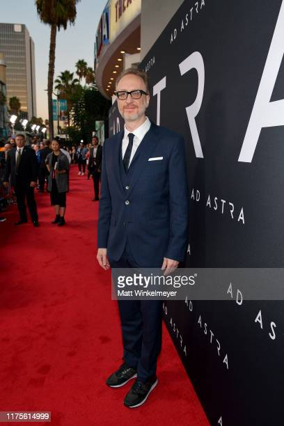 "James Gray attends the premiere of 20th Century Fox's ""Ad Astra"" at The Cinerama Dome on September 18, 2019 in Los Angeles, California."