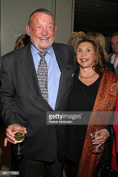 James Greenwald and Marilee Greenwald attend A Centennial Celebration for Harold Arlen at The Museum of Television and Radio on October 17 2005 in...