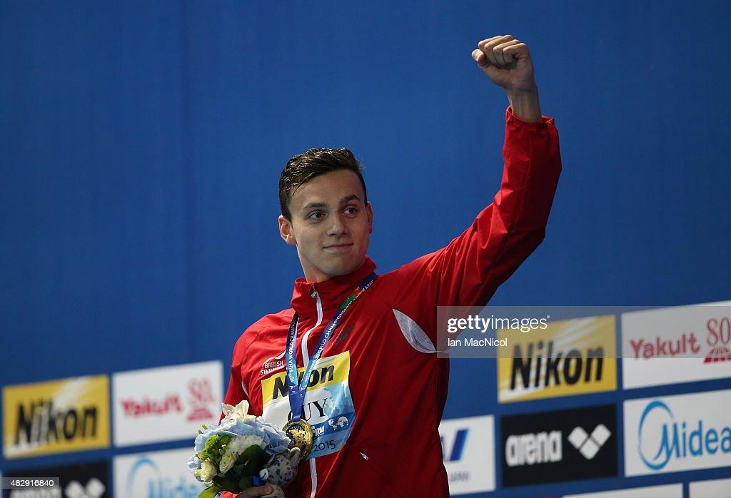 Swimming - 16th FINA World Championships: Day Eleven : News Photo