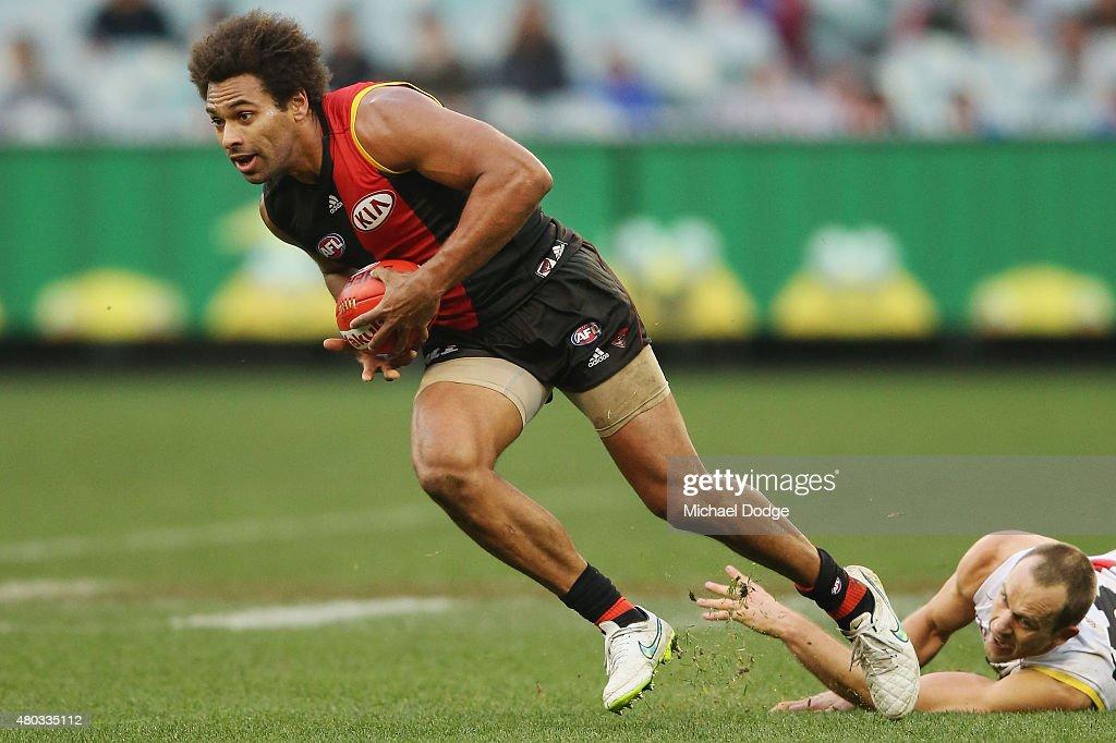 AFL Rd 15 - Essendon v Melbourne : News Photo