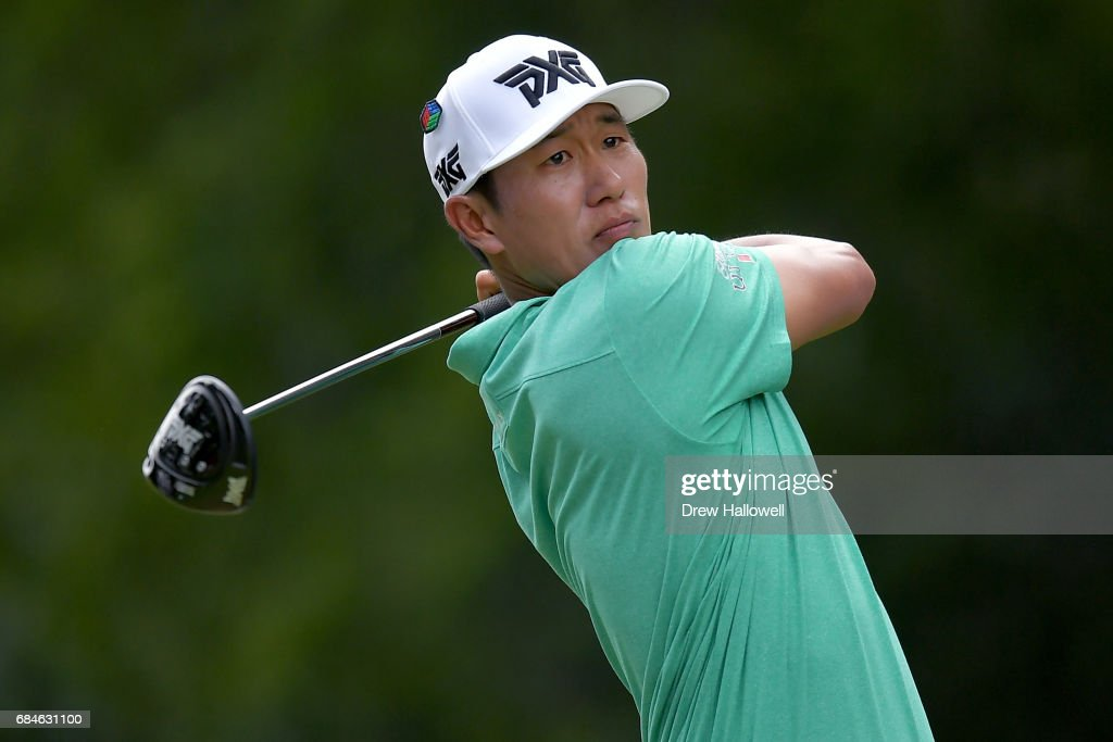 AT&T Byron Nelson - Round One : News Photo