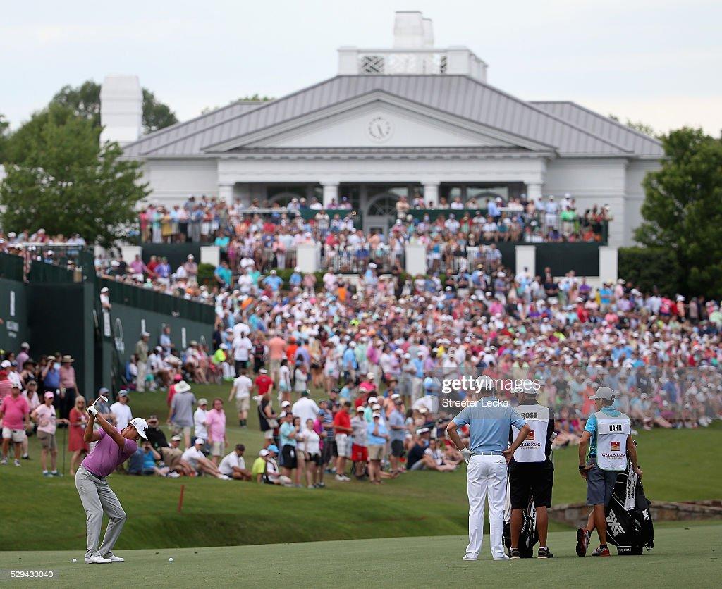 Wells Fargo Championship - Final Round : News Photo