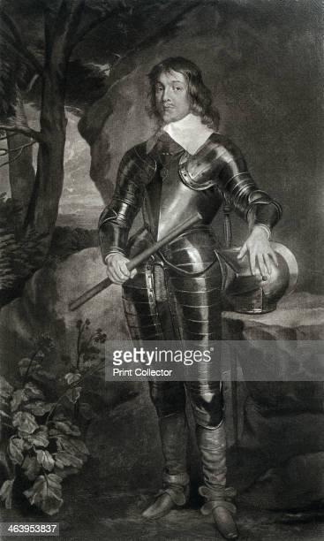 James Hamilton 1st Duke of Hamilton Scottish nobleman 17th century Portrait of Hamilton who was the greatgrandson of Catherine the illegitimate...