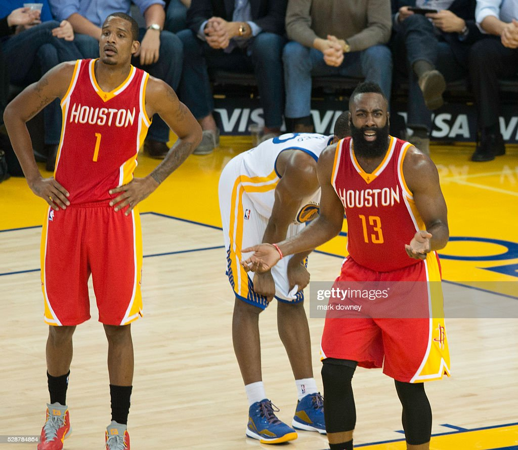 James Harden Houston Rockets : News Photo