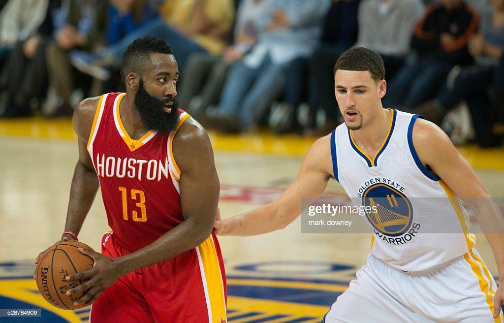 James Harden Houston Rockets : News Photo