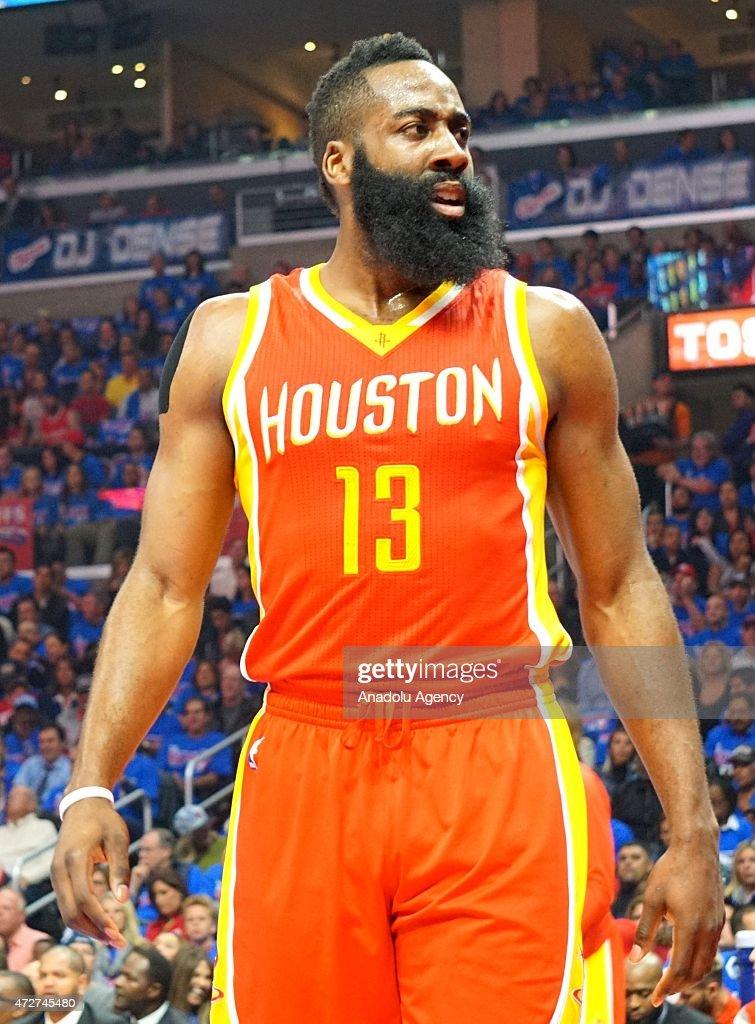 Los Angeles Clippers vs Houston Rockets : News Photo
