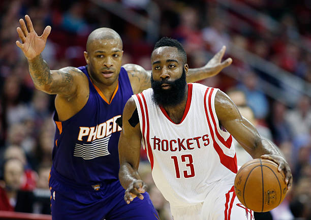 Phoenix Suns v Houston Rockets