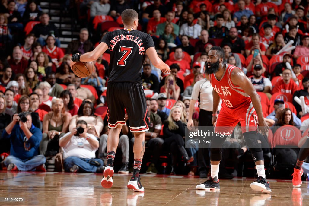 Chicago Bulls v Houston Rockets