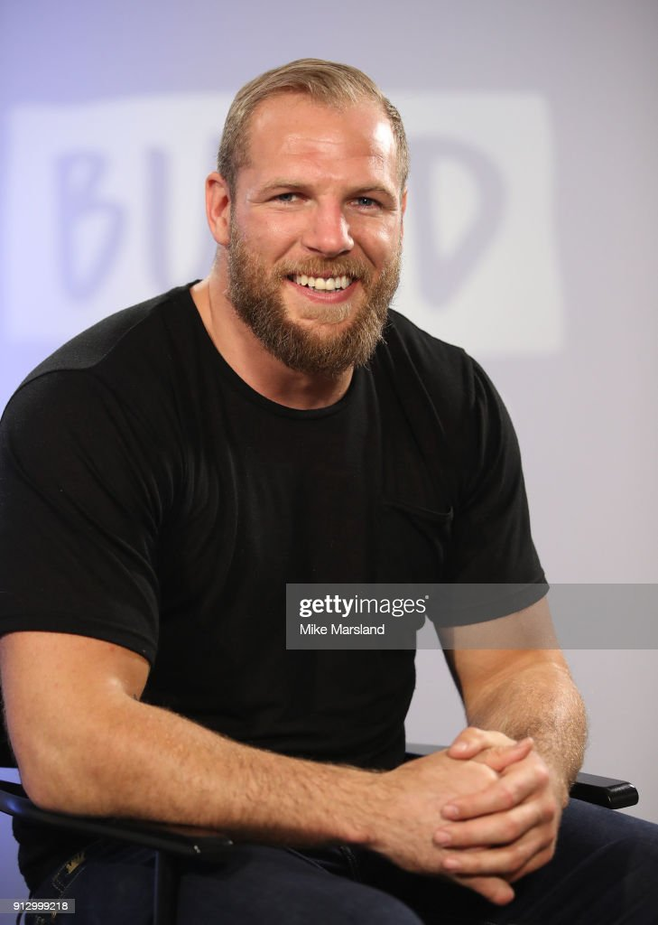 BUILD: James Haskell