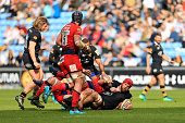 coventry england james haskell wasps during