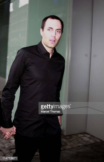 James Haven during Celebrity Sightings at the Gansevoort April 27 2007 at Gansevoort Hotel in New York City New York United States