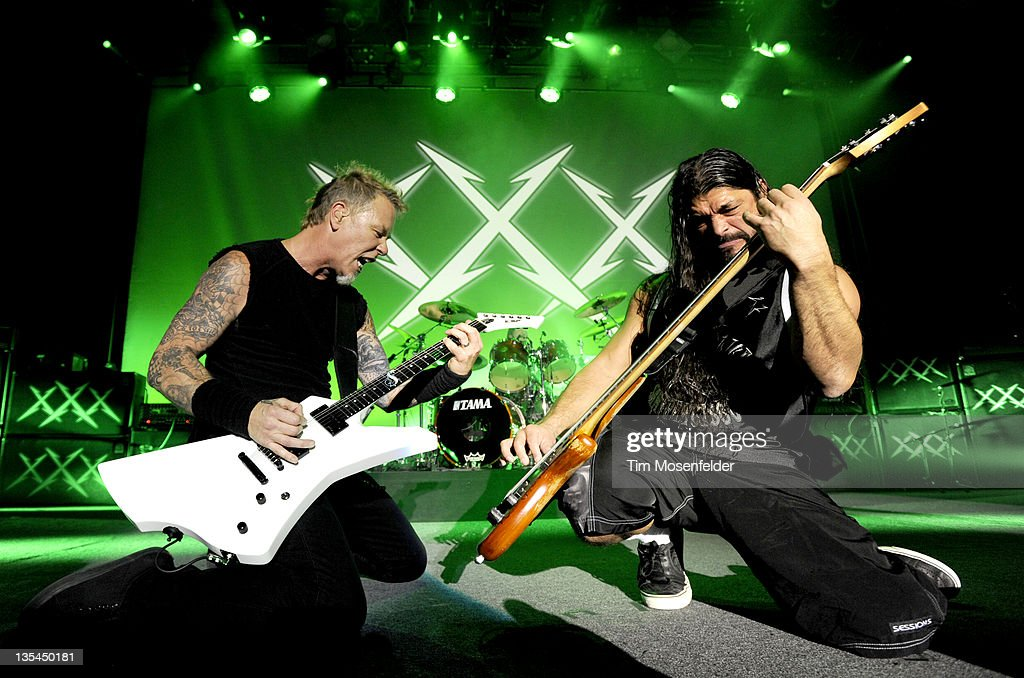 Metallica Performs At The Fillmore - Show 3