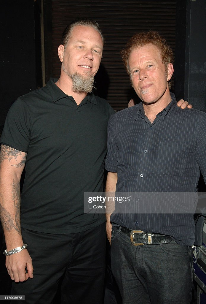 2nd Annual MusiCares MAP Fund Benefit Concert Honoring James Hetfield and Bill Silva : News Photo