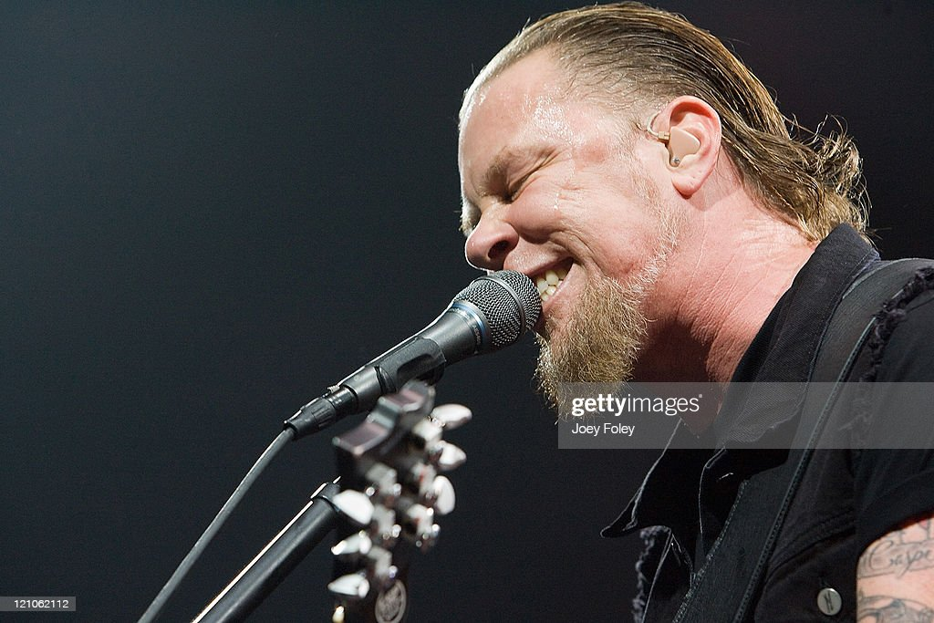 James Hetfield 2008