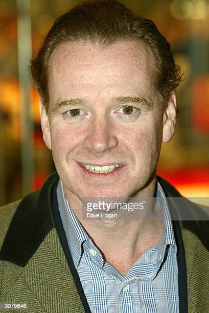 James Hewitt arrives at the UK Premiere of the movie remake of US Tv series Starsky And Hutch at the Odeon Leicester Square on March 11 2004 in London