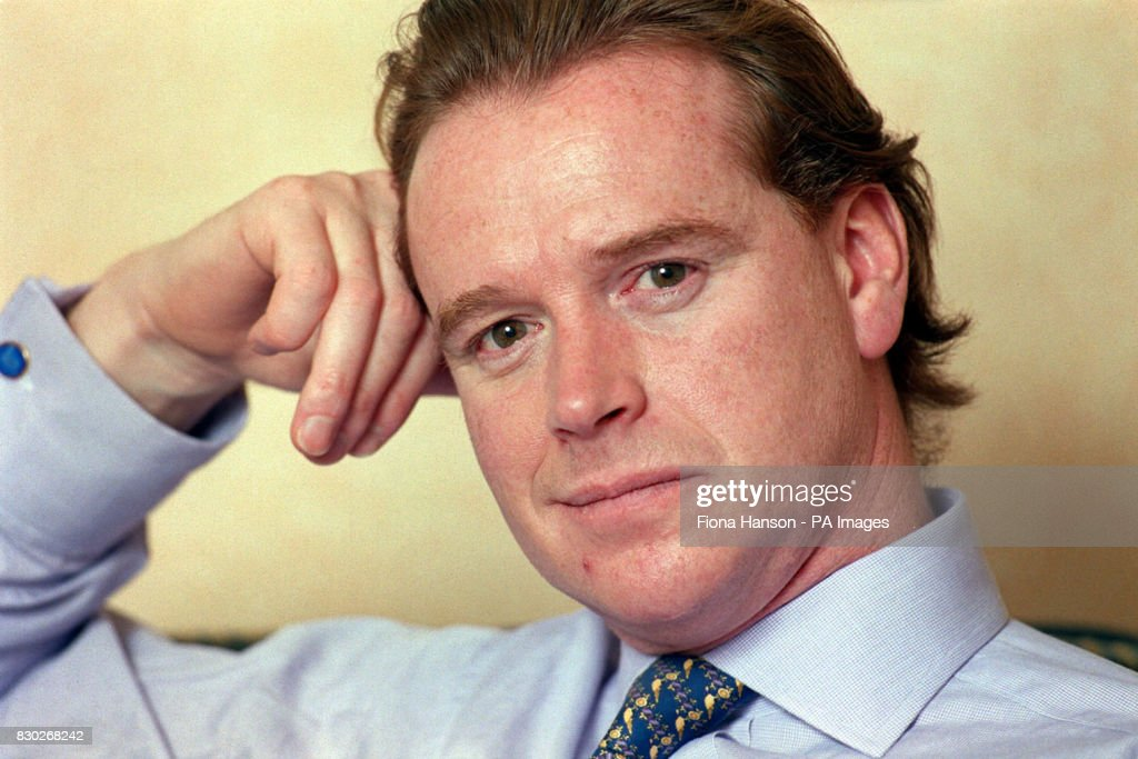 James Hewitt at home : News Photo