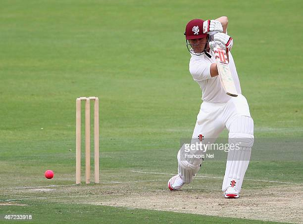 James Hildreth of Marylebone Cricket Club bats during the Champion County match between Marylebone Cricket Club and Yorkshire at Sheikh Zayed Stadium...