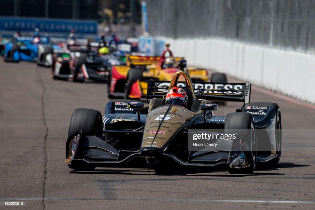 2018 Firestone Grand Prix : News Photo