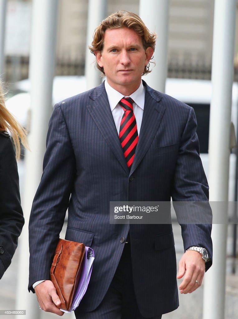Essendon ASADA-AFL Investigation In The Supreme Court
