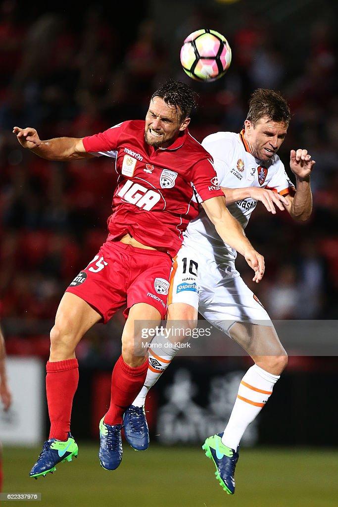 A-League Rd 6 - Adelaide v Brisbane